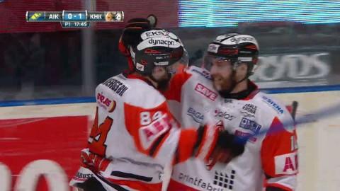 Karlskrona segrar igen - nu är SHL kontraktet nära