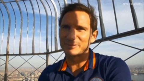 """Lampard: """"Jag känner mig som en new yorker"""""""