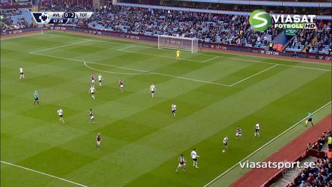 Mål: Kane sätter sitt andra för dagen (0-2)