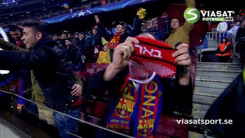 Mål: Messi sätter spiken i kistan mot Arsenal (3-1)
