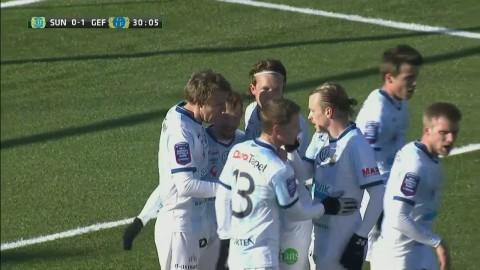 Oremo nickar 1-0 för Gefle i Norrlandsderbyt
