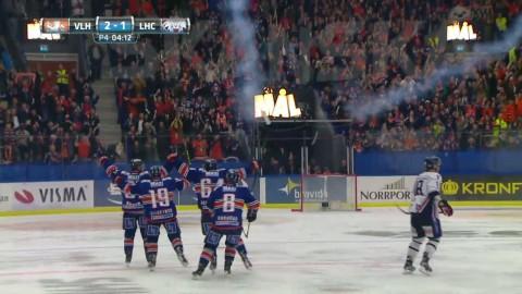 Rosén tog Växjö till SM-semifinal - avgjorde i period fyra