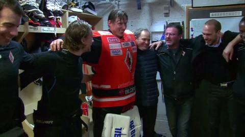 "Så här firade Karlskrona kontraktet: ""Let´s fucking celebrait"""
