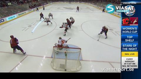 Sammandrag: Arizona-Calgary: 2-5