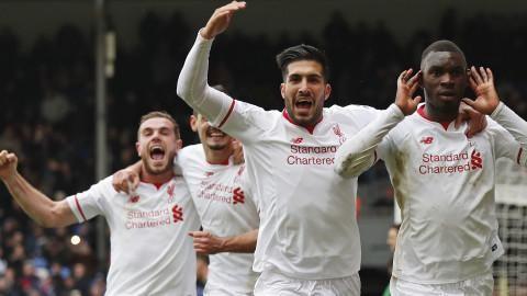 Sammandrag: Benteke matchhjälte när Liverpool vände och vann