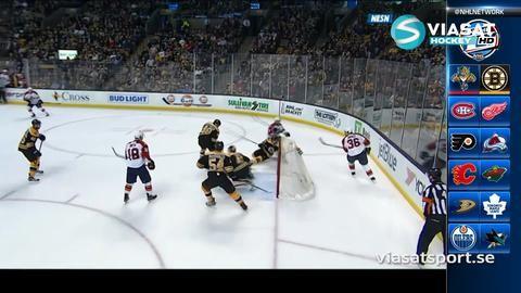 Sammandrag: Boston-Florida (1-4)