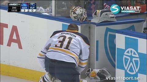 Sammandrag: Buffalo-NY Rangers 2-4