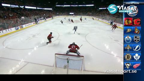 Sammandrag: Calgary - Chicago 1-4
