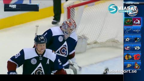 Sammandrag: Colorado - Minnesota 0-4