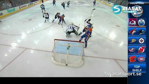 Sammandrag: Edmonton-Colorado (2-3)