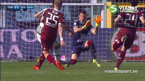 Sammandrag: Juventus krossade Torino i derbyt