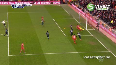 Sammandrag: Liverpool krossade City i reprismötet