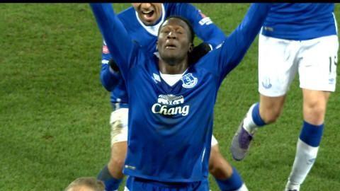Sammandrag: Lukaku skickade ur Chelsea i kaosartad match