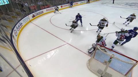 Sammandrag: Minnesota-Toronto 2-1