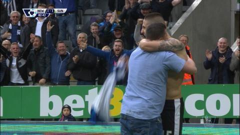 Sammandrag: Mitrovic frälste Newcastle i derbyt