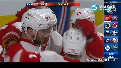 Sammandrag: Montreal-Detroit: 4-3