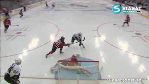 Sammandrag: NJ Devils-Pittsburgh 1-6