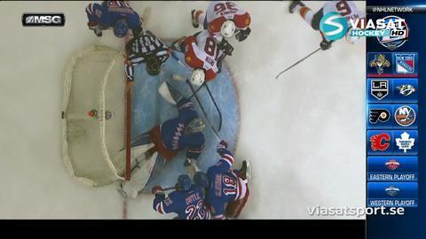 Sammandrag: NY Rangers-Florida (4-2)