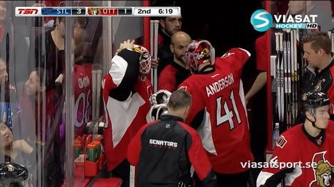 Sammandrag: Ottawa-St Louis: 3-4 (efter straffar)
