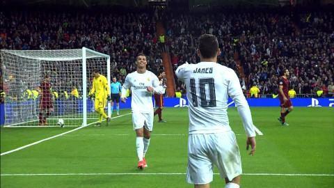 Sammandrag: Två snabba mål gav Real segern