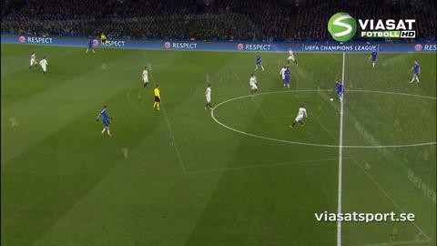 Sammandrag: Zlatan sänkte Chelsea och skickade PSG vidare