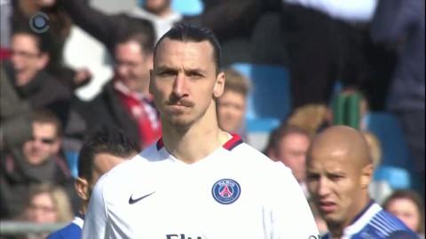 Se Zlatans FYRA mål när PSG vann ligan