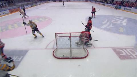 Skellefteå tog extrapoängen mot Karlskrona och är klara seriesegrare för fjärde året i rad