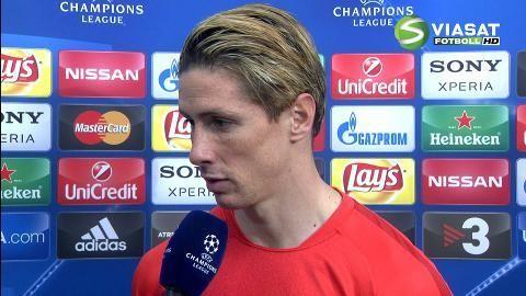 """Torres: """"En fantastisk match att spela"""""""
