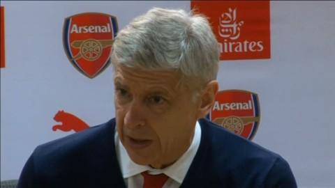 "Wenger: ""Det var en oturlig förlust"""