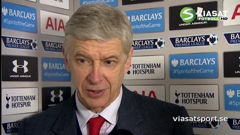 "Wenger om Coquelin: ""Han gjorde ett misstag"""