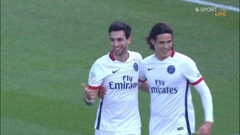 Zlatan placerar kyligt in 4-0 för PSG