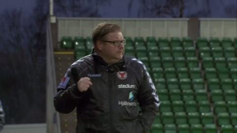 Antonsson slår till mot Sundsvall - kvitterar i andra halvlek