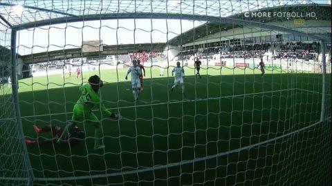 Årets första 0-0-match i allsvenskan - Gefle och ÖFK kryssade