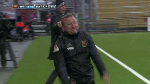 Atta dundrar in 1-0 för Östersund mot Örebro