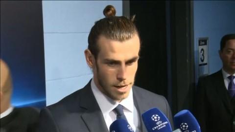 """Bale säker: """"Det var straff"""""""
