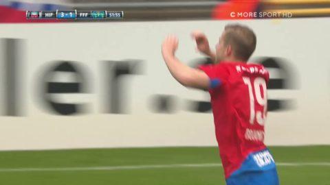 Bojanic straffskjuter 3-1 mot FFF