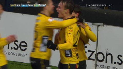 Elfsborgs chockstart mot Bajen - Prodell nickar snyggt in 1-0