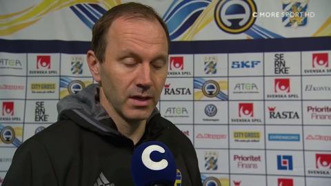 "Eriksson berättar om beslutet: ""Assisterande domaren gråter"""
