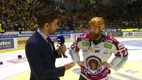 """Figrens glädjetårar efter SM-guldet: """"Vi har kämpat hårt"""""""