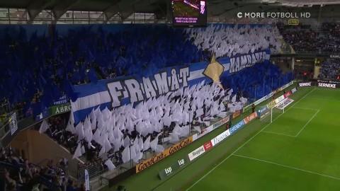 Göteborgs mäktiga sång inför derbyt