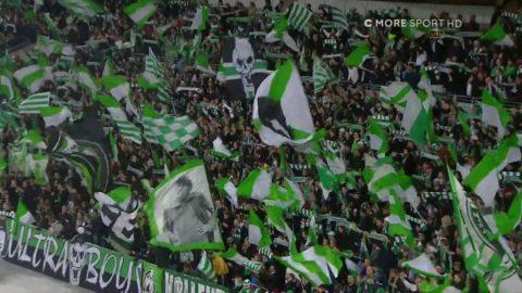 """Grönvit fest på Tele2  - """"Just idag är jag stark"""""""