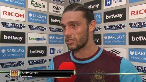 "Hat trick-hjälten: ""Min bästa match i West Ham"""