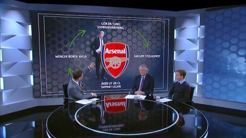 Höjdpunkt: Arsenals kretslopp