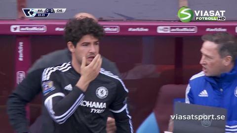 Höjdpunkt: Pato gör debut i Chelsea-tröjan