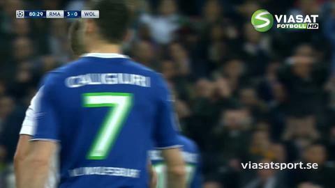 Höjdpunkt: Real nära 4-0 - då spräcker Zidane byxorna