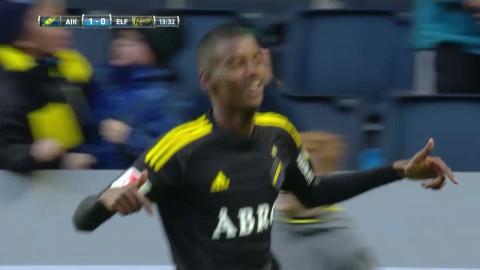 Höjdpunkter: AIK slog Elfsborg efter dubbla målvaktstavlor