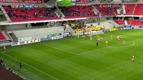 Höjdpunkter: Kalmar chockstartade mot Elfsborg och tog tre poäng