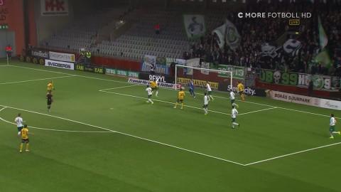 Höjdpunkter: Mardrömskväll för Smarason när Elfsborg slog Hammarby med 4-1