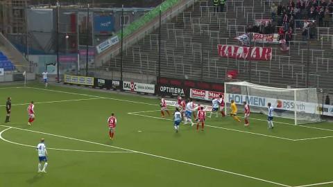 Höjdpunkter: Norrköping krossade Kalmar - bjöd på vackra mål