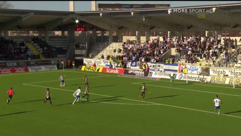 Höjdpunkter: Nyförvärvet hjälte för Norrköping i 95:e minuten